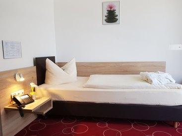 Einzelzimmer Hotel Promenade