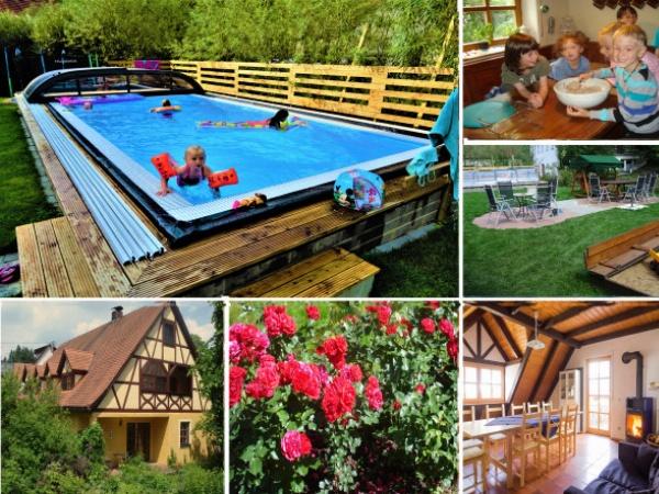 **** Ferienwohnungen Ferienhof Hohe