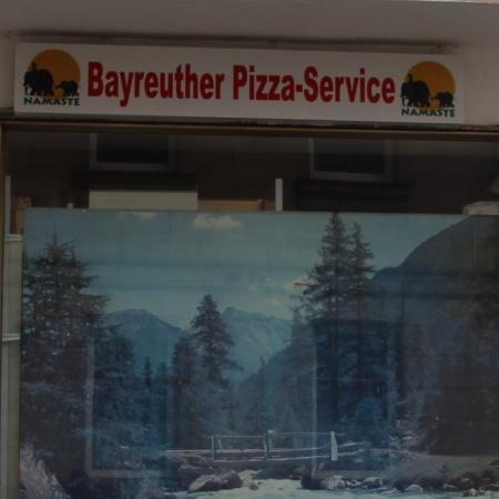 Namaste Bayreuther Pizza-Service