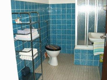 Dusche WC FW1
