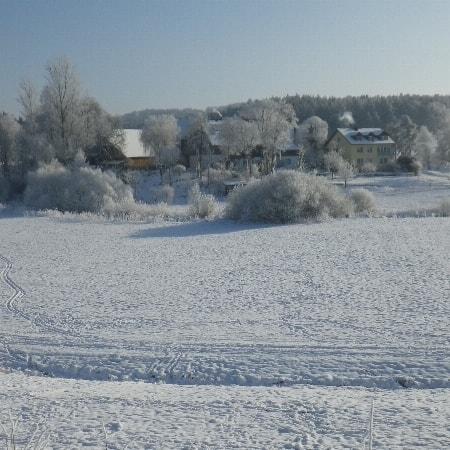 Geführte Winterwanderung mit 6 Übernachtungen für 225 € 2 Per.