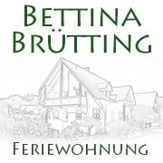 Logo Ferienwohnung**** Bettina Brütting