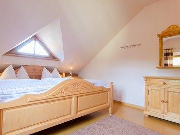 weiteres komfortables Schlafzimmer Fewo Hoher Berg