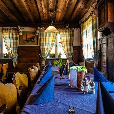 Restaurant Lutzgarten