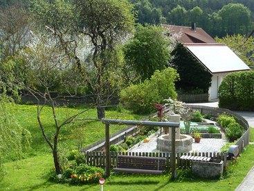 Unser schöner Garten