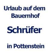 Logo Bauernhof Schrüfer