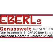 Logo Eberls Genusswelt GmbH