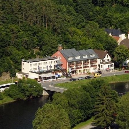 Hotel am Schlossberg an der Saale