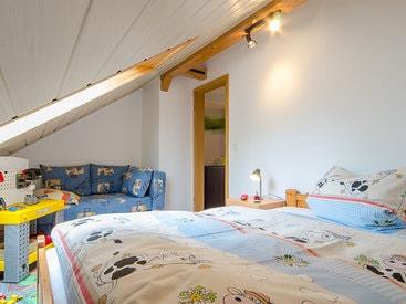 Kinderzimmer oder Gästezimmer