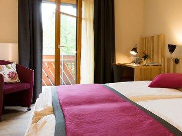 Gemütliche Zimmer im Gasthof Pfister in Eggolsheim