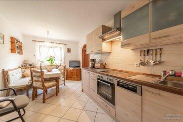 Wohnküche Erdgeschoss