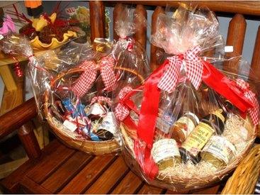 Bauer's Bauernladen Geschenkkörbe