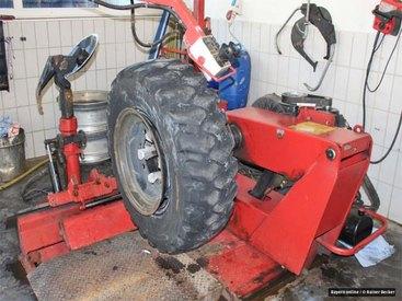 Montiermaschine für LKW, AS etc...