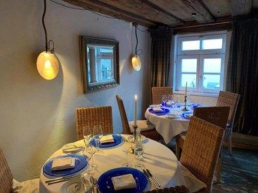 Mediterrane Küche in historischem Ambiente