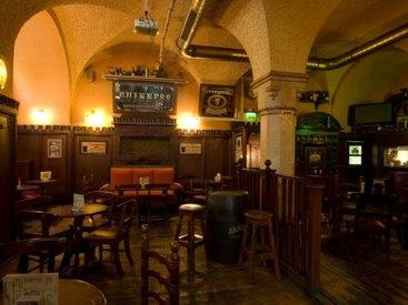Liebevolle Einrichtung in unserem Irish Pub