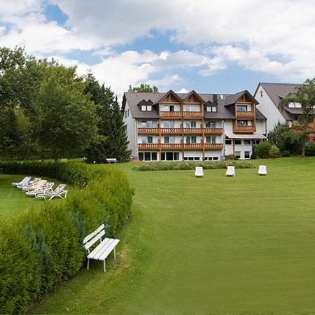 Ferienhotel Veldensteiner Forst ****