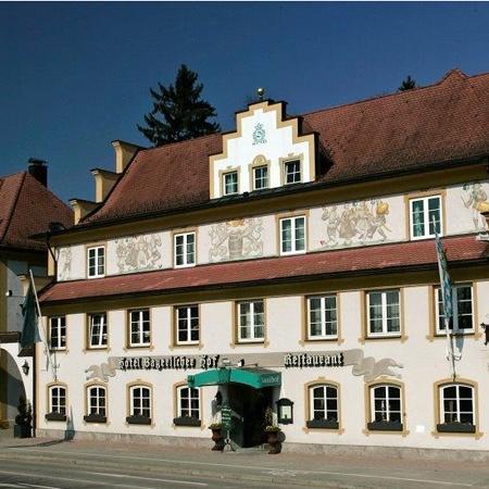 Hotel Gasthof Bayerischer Hof Kempten