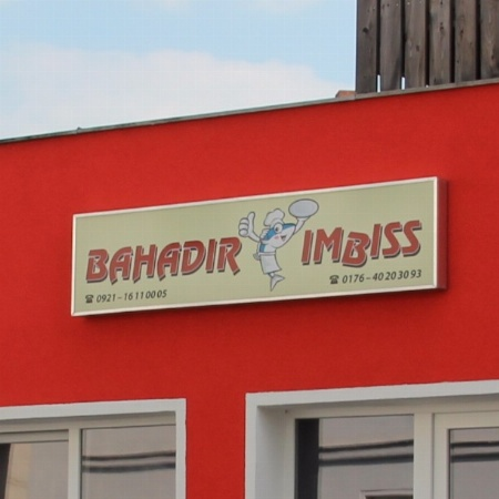 Ahmet Bahadir Imbiss