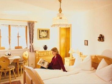 Gasthof - Hotel Unterwirt in Eggstätt - Ferienwohnung Rosenheim
