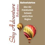 Logo Sky Adventure Ballonfahrten