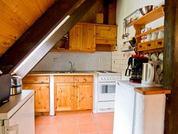 Drei Zinnen  Wohnküche