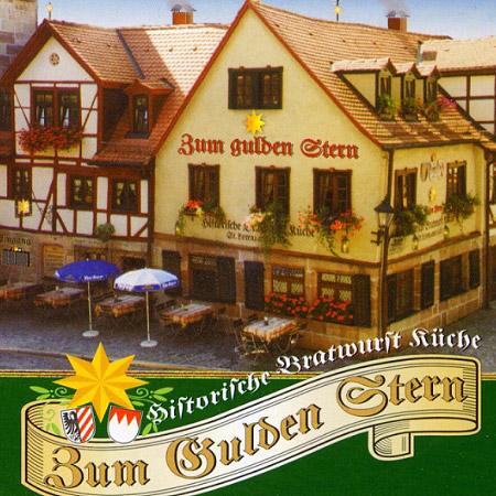 Historische Bratwurstküche Zum Gulden Stern