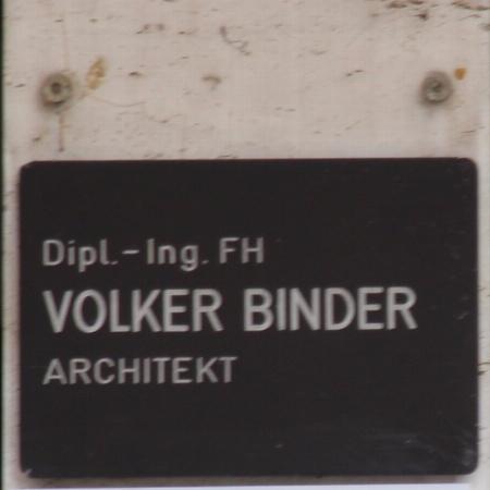 Volker Binder