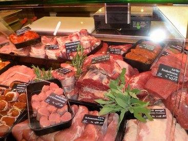 Kaufen Sie bei uns Fleisch bester Qualität und Frische.