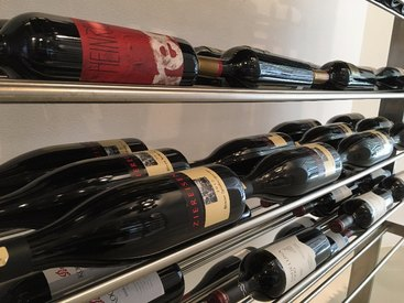 Die neue Vinothèque ist eine wahre Freude für Weinkenner