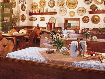 Gasthof - Hotel Unterwirt in Eggstätt - Gastzimmer Stüberl