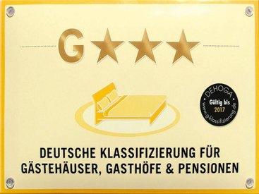 Birkenhof  ***Pension mit Herz - DEHOGA