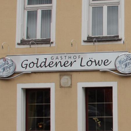 Geseeser Wirtshaus Goldener Löwe