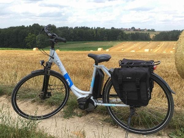 Mit dem E-Bike durch die schöne Fränkische Schweiz!