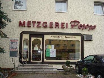 Metzgerei Popp Bayreuth