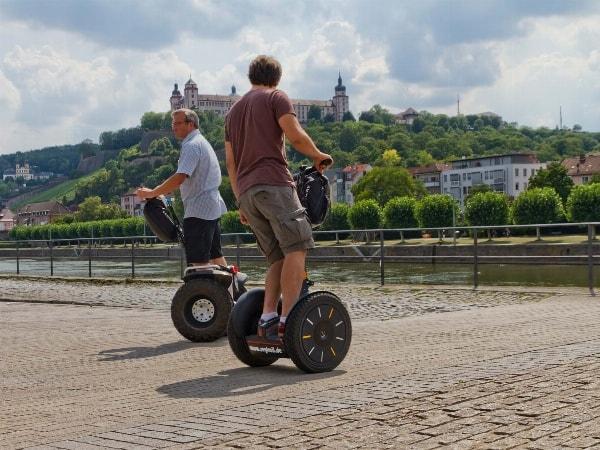 Pauschalangebot Citytour Würzburg