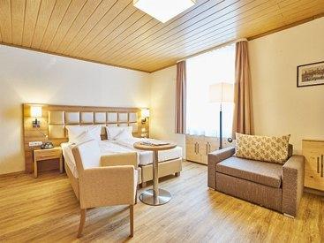 Doppelzimmer Comfort im  Hotel Goldner Stern in Muggendorf in der Fränkischen Schweiz