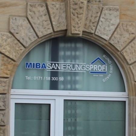 MIBA Sanierungsprofi