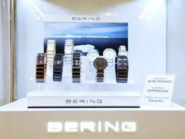 Keramik-Uhren von BERING