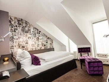 Einzelzimmer im Best Western Hotel Nürnberg am Hauptbahnhof