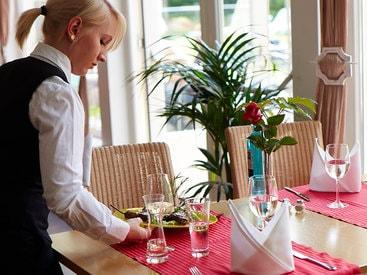 Restaurant im Hotel Stempferhof