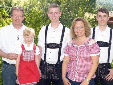 Ihre Gastgeber - Familie Zutt