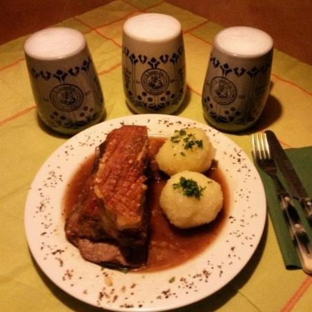 1-2-3 Diät im Restaurant Barockhäusle in Nürnberg
