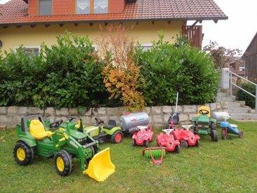 Willkommen in der Ferienwohnung Gold in Saugendorf in der Fränkischen Schweiz
