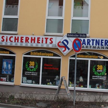 Sicherheits-Partner Hartmann Schlüsseldienst