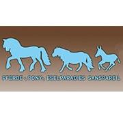 Logo Pferde-, Pony- und Eselparadies Sanspareil