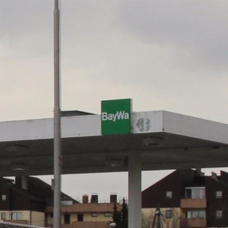 BayWa Tankstelle