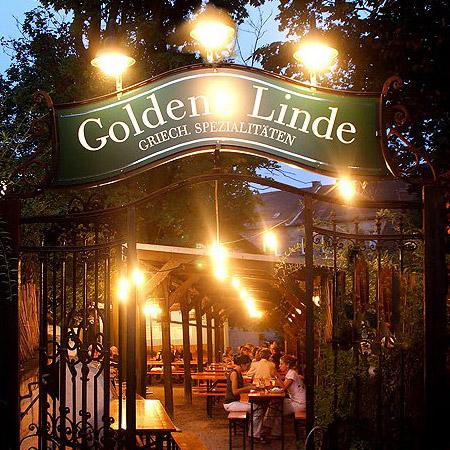 Goldene Linde - griechische Küche