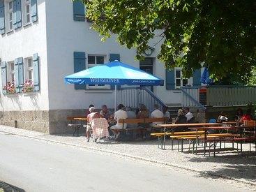 Biergarten Gasthof Waldmühle