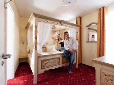 Suite Hotel Goldner Stern in Muggendorf in der Fränkischen Schweiz