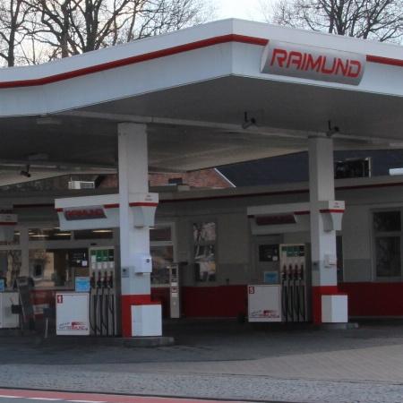 RAIMUND Tankstelle Bayreuth